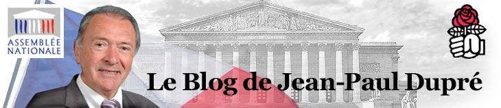 Le Blog de Jean-Paul Dupré
